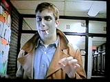 Doorway zombie, Jesse Zimmerman- Justin's little brother!