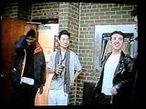 Producer Mark Simms, Paul Nguyen and star Faruk Gumus.