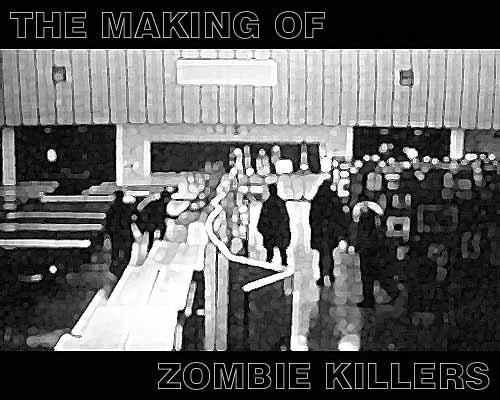 The Zombie Killer - Faruk Gumus