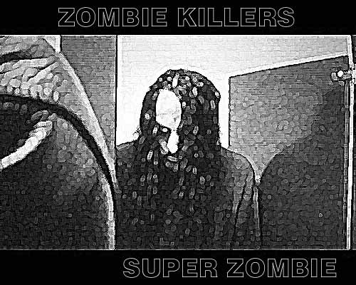 The Zombie Killer - Faruk Gumus